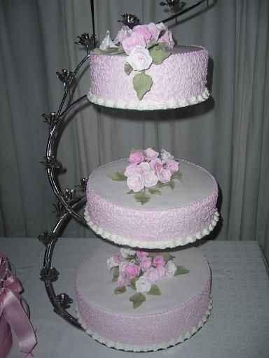 Pastel romántico para tu fiesta de XV años
