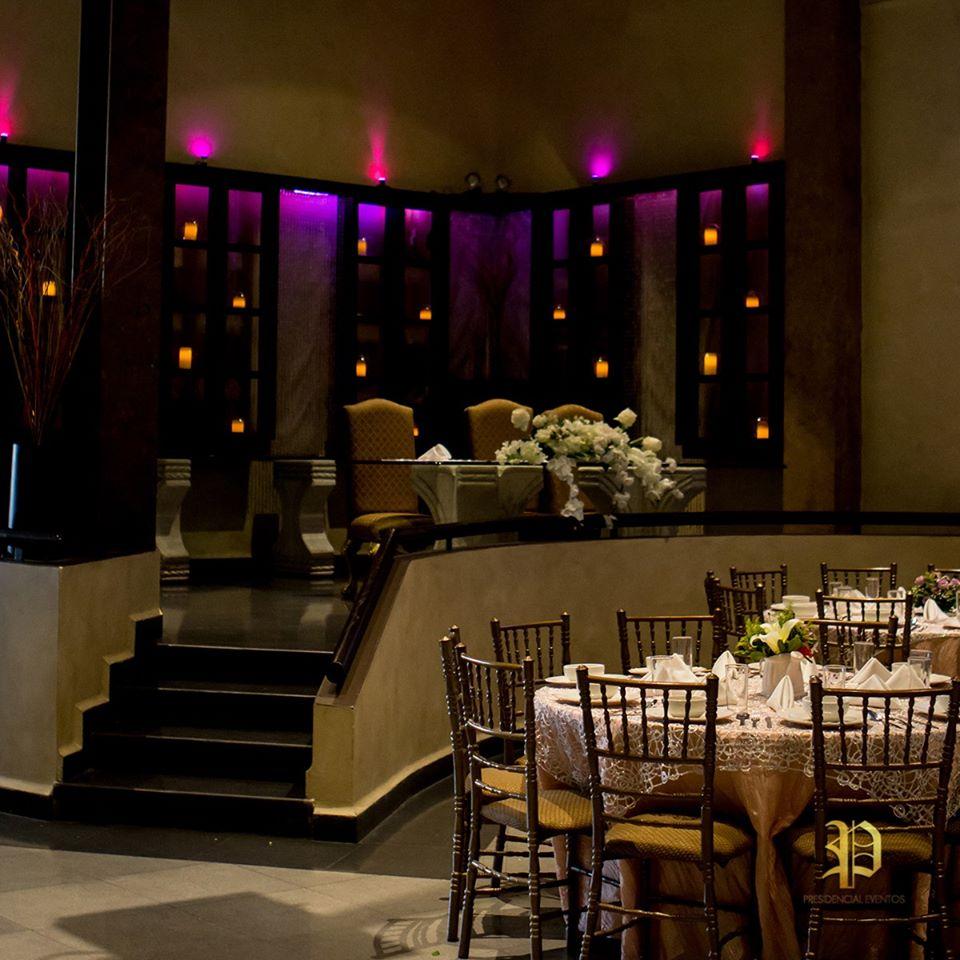 Casino Presidencial - elegantes instalaciones.