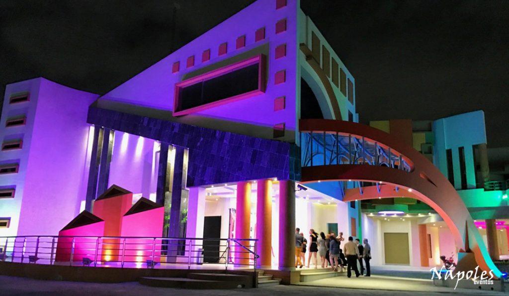Instalaciones de Napoles Eventos en Escobedo.