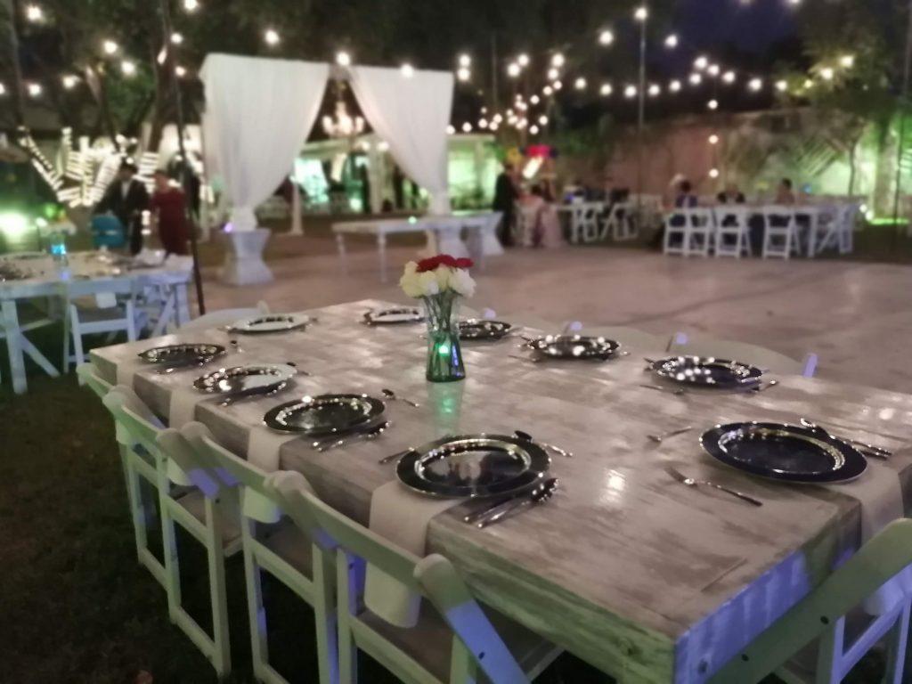 Salones para tu fiesta de xv años - MAERE Salón Jardín